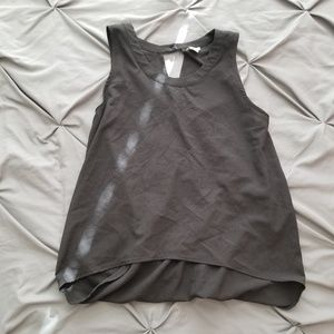 Black Tank from The Buckle
